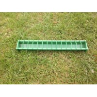 50cm Narrow Plastic Trough Chick Feeder